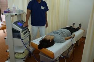 自律神経の調整、施術
